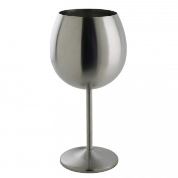 Sera Burgundy Glass, Single Wall 20 oz.Rimfull