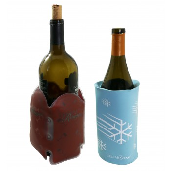 Therm Au Rouge & White Wine Chiller Gift Set