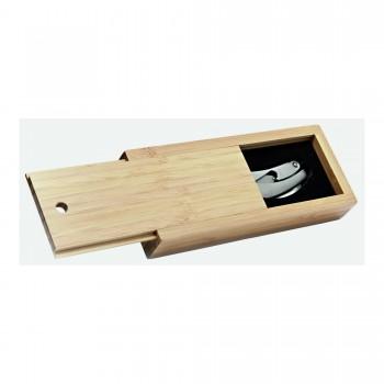 Bamboo Slider Box, 2 Pieces