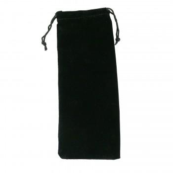 Black Velveteen Bag Only