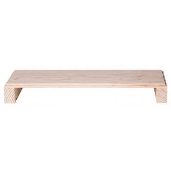 "Modularack® 5 Rows WideTable Top (12"" Deep)- Natural"