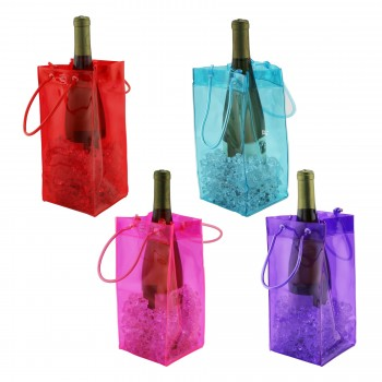 ICE BAG® Collapsible Wine Cooler Bag