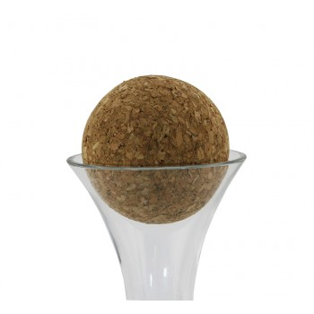 """Cork Ball For decanters Top 3-1/8"""""""