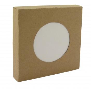 Circle Window Box