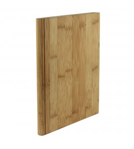 Book-Shaped Bamboo Cutting Board