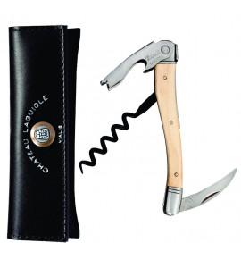 Chateau Laguiole™ Waiter's Corkscrew, Maple Handle