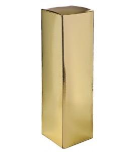 Gold Foil Bottle Gift Box