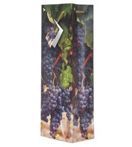 Grapes Wine Bag