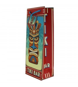 Tiki Bar Wine Bag  *Web Exclusive*
