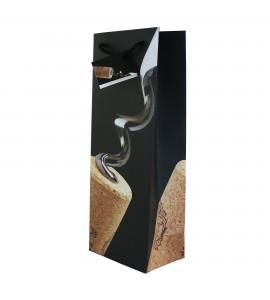 Worm In Cork Wine Bag *Web Exclusive*