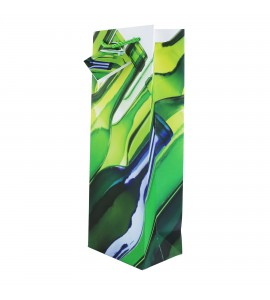 Slanted Bottle Wine Bag *Web Exclusive*