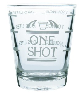 Professional Shot Glass