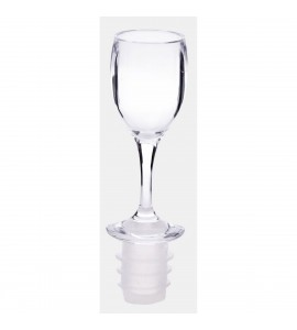 Acrylic Wine Glass Stopper