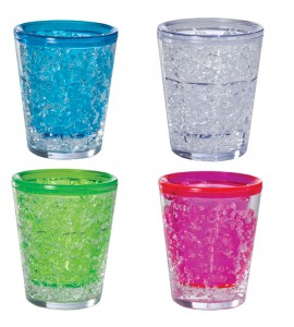 Arctic Gel™ Shot Glass with Freezer Gel