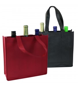 Vino Sack™ Three-Bottle Bag, Open Top