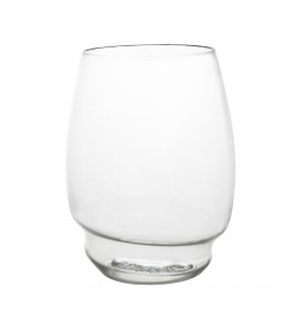 PrestoFlex™ Stemless Wine Glass, 10 oz. Rim-full