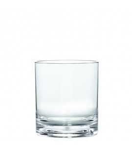 Old Fashioned Tumbler, Acrylic 14 oz. Rim-full