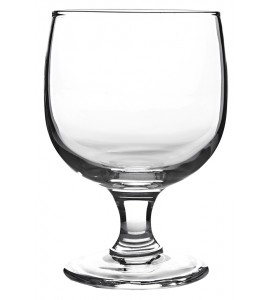 Meritus™ Stackable Stemware Glass, 10 oz. Rim-full