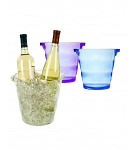 Monterey Acrylic Wine Cooler