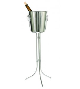 Ideal™ Wine Bucket and Stand, 2 pcs.