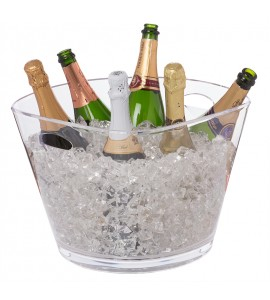 Ideal 6-Bottle Party Bucket. From Italy