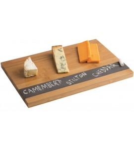Bamboo & Slate Cheese Board