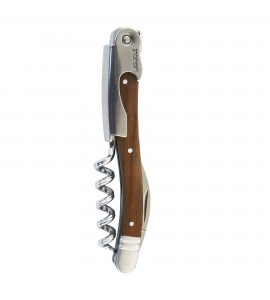 Laguiole™ Luxury Corkscrew, Walnut Handle