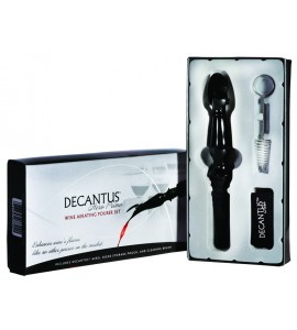 Decantus™ Aero Primo Set, Black Model