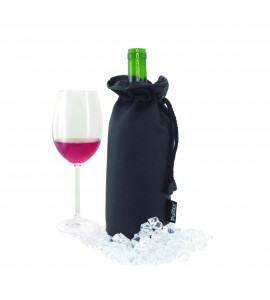 Black Cooler Bag for Wine. Website Exclusive