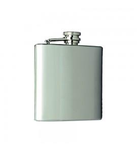 Captive-Top Pocket Flask, 6 oz.