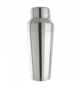 Speed-Pour Cocktail Shaker Set, 24 oz. Stainless Steel