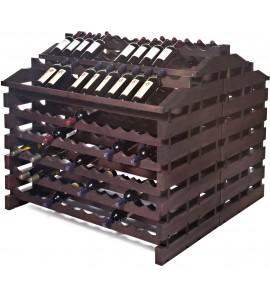 Modularack® Gondola Fixture  312 BOTTLES - Stained