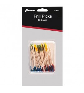 Frill Picks (50 Count)