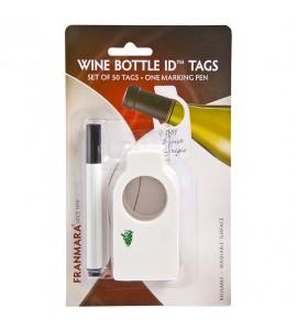 Wine Bottle ID™ Tags
