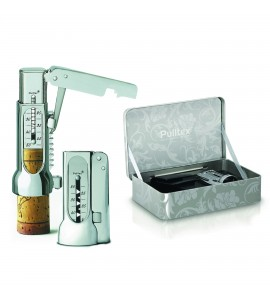 Brucart® Set Corkscrew with Leather Pouch