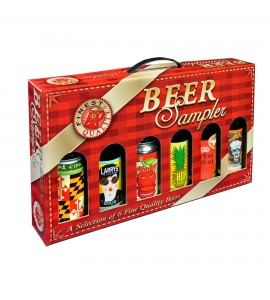 Beer Sampler 6 Bottle