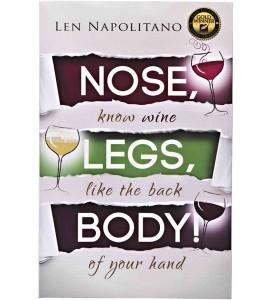 """""""Nose, Legs, Body!"""" Book by Len Napolitano"""