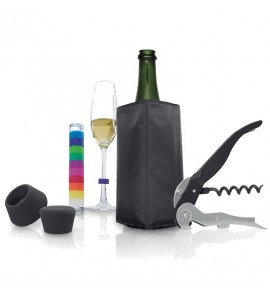 Wine Starter Set (5 pcs.) Black. Website Exclusive