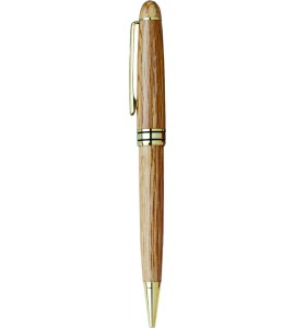 Oak Waiter's Wood Ballpoint Pen