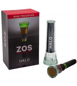 ZOS Halo Wine Preserver, 5-Piece Bundle