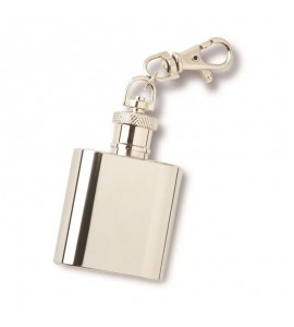 Mini Keychain Flask, 1 oz.