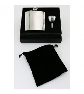 Captive-Top Pocket Flask Gift Set