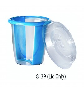 Gelatin Shot Glass Lids only, Bulk (BU)