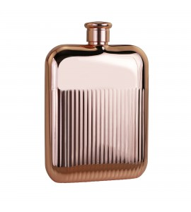Speed Line Flask, 6 oz. Copper Plated Stainless Steel
