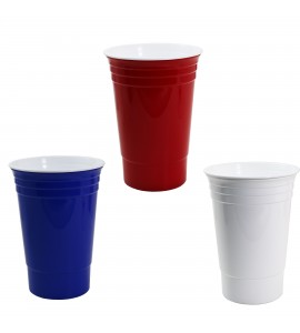 The Party Cup, 18 oz. Double Wall Insulated