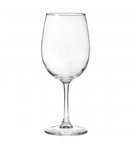 Vigneto Sheer Rim Small White Wine, 8 oz. Rimful