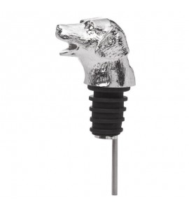 Dog Heads-Up! Aerator Bottle Pourer