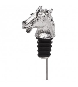 Horse Heads-Up! Aerator Bottle Pourer