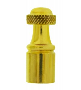 Top Finale Nut (Brass)