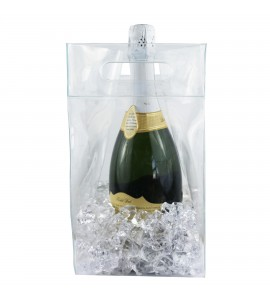 Ice Bag® Big Square Champagne Cooler Bag